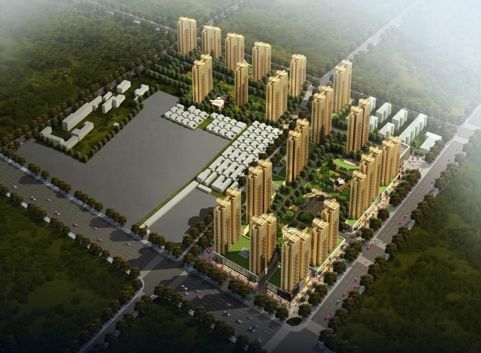 金泰·金雀新城