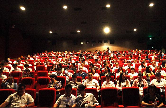 2016年5月观影活动